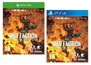 Red Faction Guerilla Re-Mars-tered (Xbox One) - £5.95 / (PS4) - £6.95 @ The Game Collection