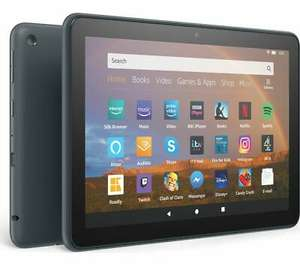 AMAZON Fire HD 8 Plus Tablet (2020) - 32 GB Black £80.74 with code at Currys/ebay