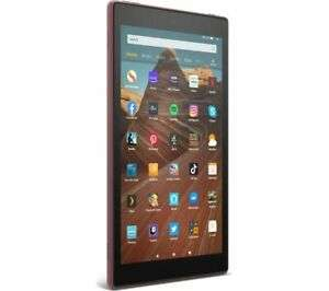 AMAZON Fire HD 10 Tablet (2019) - 32 GB Plum, £99.75 with code at Currys/ebay (blue or white also)