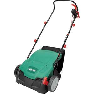 Homebase - Qualcast Electric Scarifier and Raker (1300w) (click and collection only) - £63.20