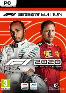 F1 2020 Seventy Edition PC - Deal of the Day - £19.79 @ CDKeys