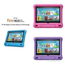 "Amazon Fire HD 8"" Kids Edition Tablet (2020) - 32GB in Pink / Blue / Purple £90.24 using code @ Currys / Ebay"