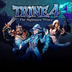 Trine 4 £7.49 on Playstation Network