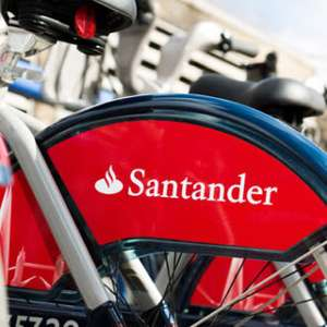 Spend 3 times @ Santander Cycles, collect 1000 MR Points with American Express (Account Specific)