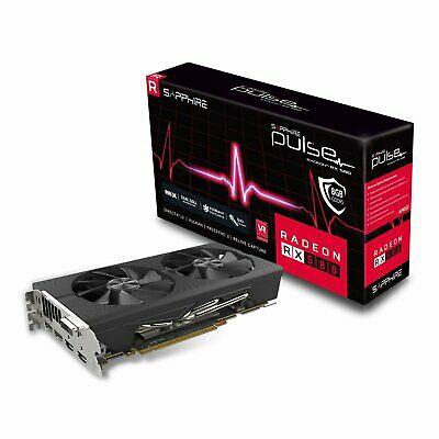 Sapphire RX 580 Pulse Graphics card, 8GB GDDR5 - £157.99 @ realtime_distribution eBay