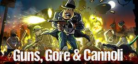 Guns, Gore & Cannoli (Steam PC) 69p @ Fanatical