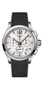 Longines Conquest V.H.P Chronograph Watch £790 @ Pleasance and Harper