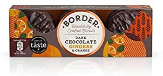 Border Biscuits Dark Chocolate Ginger & Orange 150g - £1 Prime +£4.49 Non-Prime @ Amazon