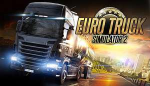 Euro Truck Simulator 2 £3.74 at Humble Bundle + 31p Back + Extra Discount on Top
