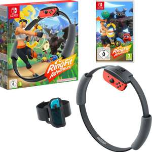 Nintendo Switch Ring Fit Adventure + 6 Months Spotify Premium (New account) £59.99 with code @ Currys