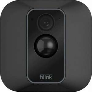 Blink XT2 Smart Home Security Camera - Add On Camera Black, £63.48 with code at AO/ebay