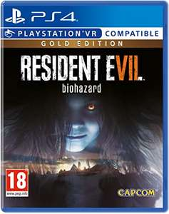 Resident Evil 7: Biohazard - Gold Edition (PS4) £13.95 Delivered @ The Game Collection