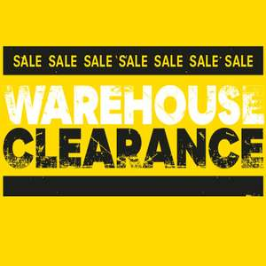 Up To 80% off Warehouse Clearance Sale @ Regatta