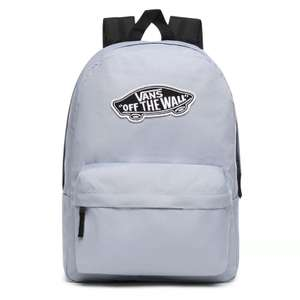 Realm Backpack in Zen Blue 22LT £13.50 with Code + Free Delivery From Vans