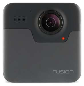 GoPro Fusion 360 Action Camera - £319 + free C&C @ Argos, or add £3.95 for delivery
