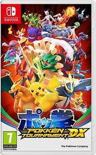 Pokken Tournament DX (Nintendo Switch Game) en/fr £32.48 delivered @ Amazon