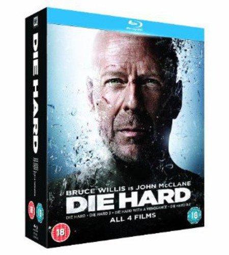 Die Hard Quadrilogy Blu-ray boxset £7.84 + £2.99 Non Prime @ Amazon