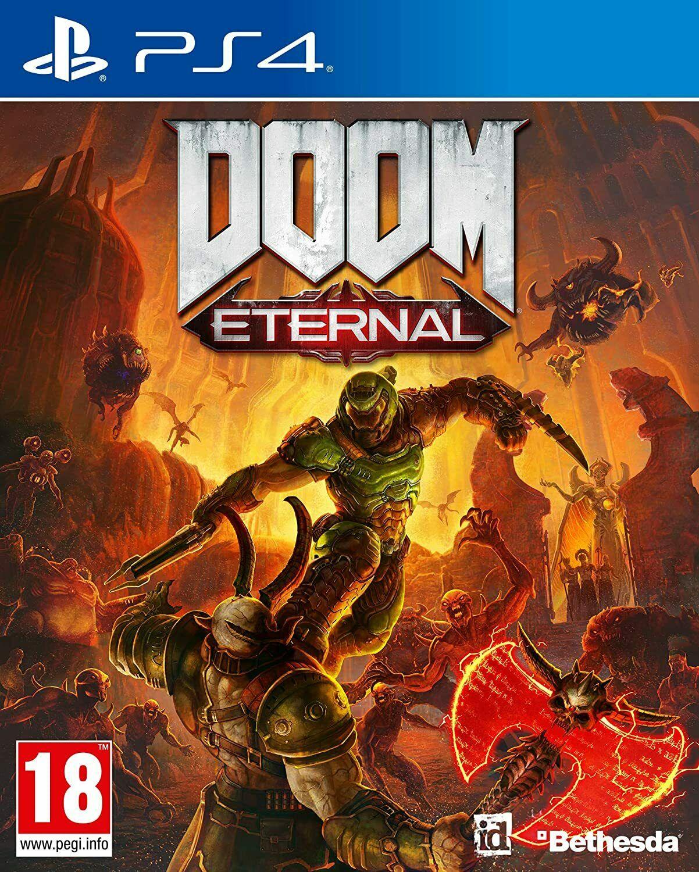 Doom Eternal (PS4 Game) Used - £19.99 @ Boomerang Rentals / eBay