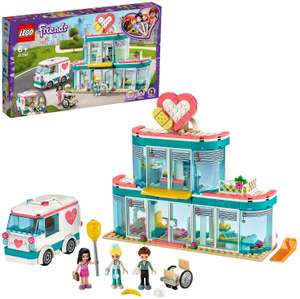 LEGO Friends Heartlake City Hospital Playset - 41394 for £27.50 @ Argos