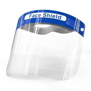 Full Face Shield Visor + extra 15% off via code - £2.23 + £3.95 Delivery @ Chemist Direct