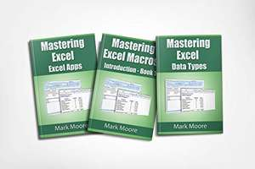 Mastering Excel: Starter Set - Free on Amazon Kindle