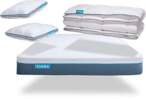 30% off on orders over £300 - Bank Holiday Offer August 2020 @ Simba Sleep