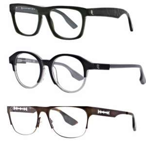 Alexander McQueen Prescription frames £70 with Code Plus Free Delivery From Low Cost Glasses