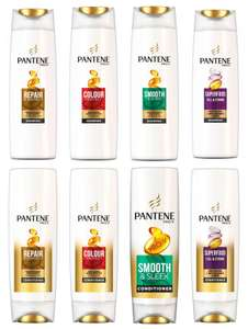 Pantene Shampoos / Conditioners 500ml (Various) for £2 @ Wilko (in-store)