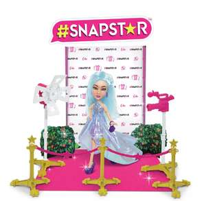 Snapstar Echo Pink Carpet Playset - £5.75 @ Argos