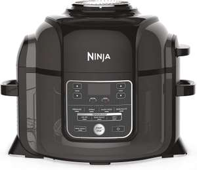 Ninja Foodi Electric Multi-Cooker [OP300UK] Pressure Cooker and Air Fryer, Grey and Black - £169.99 @ Amazon