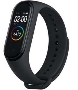 Xiaomi Mi Smart Band 4 Fitness Tracker with Heart Rate Monitor Amoled Bluetooth 5.0 - Black - £19.99 delivered @ MyMemory