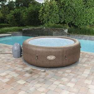 Lay-Z-Spa St Moritz 5-7 Person Hot Tub - Home Delivery Only - £606.95 delivered @ Argos