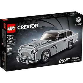 LEGO Creator 10262 James Bond Aston Martin DB5 £110.49 with code @ John Lewis & Partners (member offer)