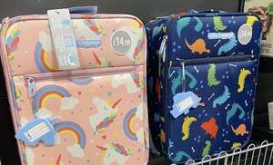 Kids suitcase @ Home Bargains for £14.99 (Christchurch)