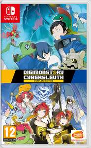Digimon Cyber Sleuth Complete Edition (Switch) - £29.95 @ The Gamer Collection