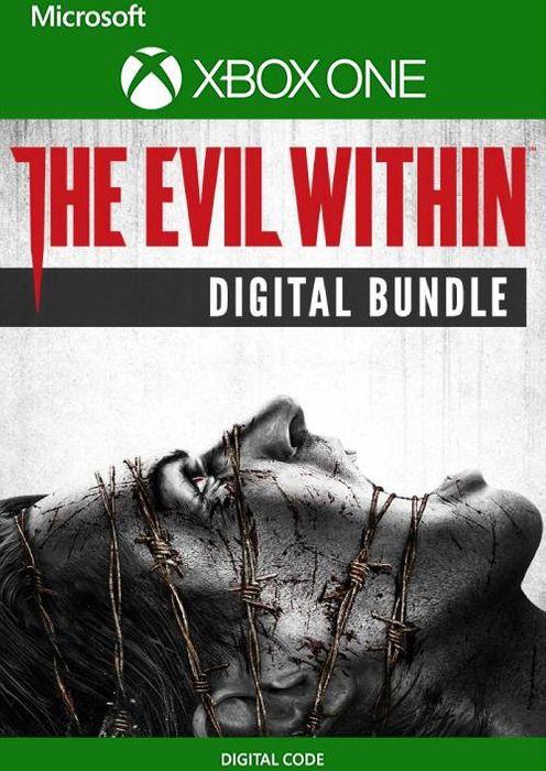 [Xbox One] The Evil Within Digital Bundle - £8.99 @ CDKeys