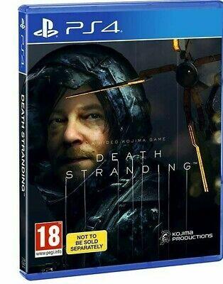 Death Stranding (PS4) - £18.94 Delivered @ evergameuk via eBay