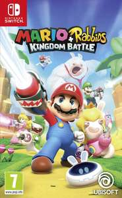Mario + Rabbids Kingdom Battle (Nintendo Switch) - £18 (Prime) / £20.99 (non Prime) at Amazon