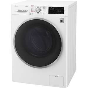 LG F4J610WS 10kg 1400rpm Washing Machine with 5 year warranty £399 @ John Lewis & Partners