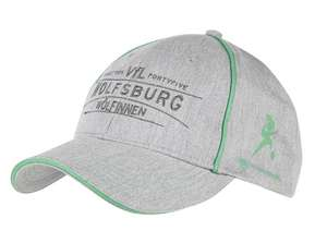 Wolfsburg Grey Cap £3 at Kitbag