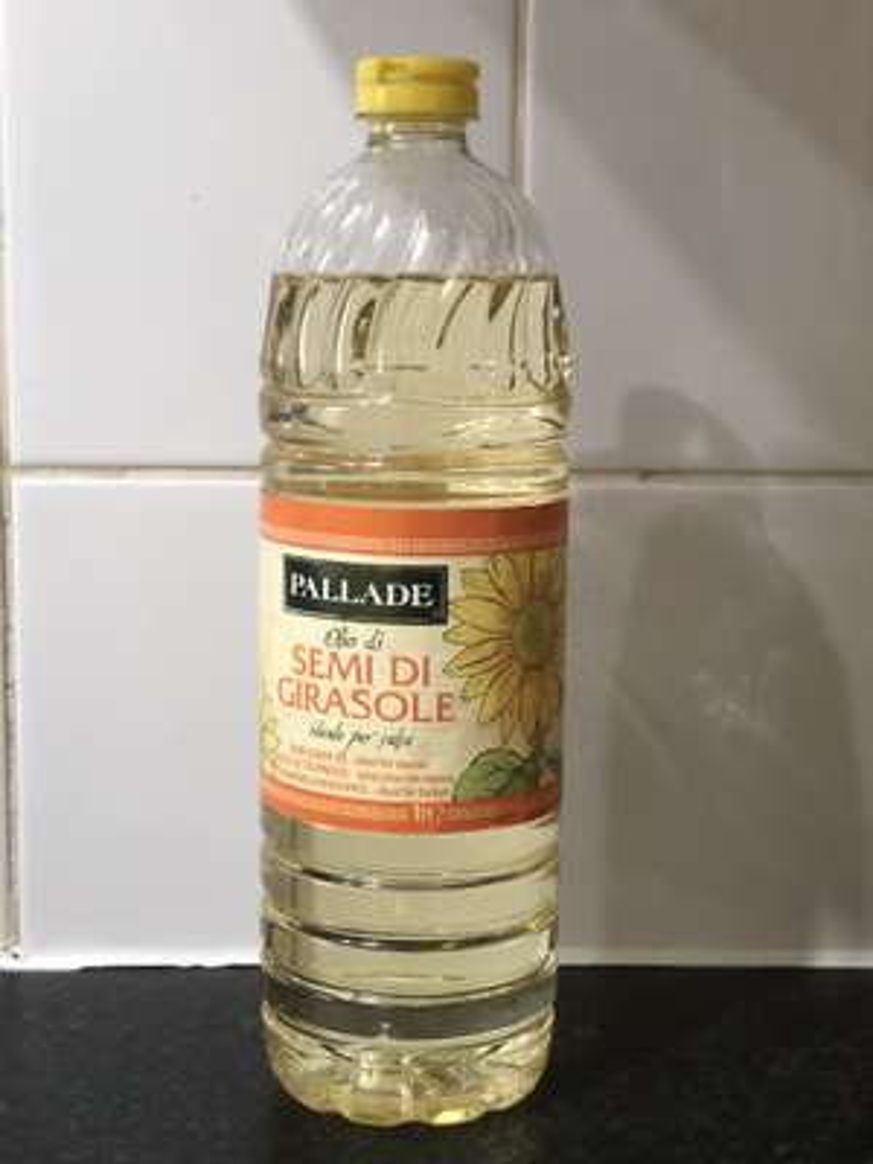 Pallade Sunflower Oil 1 Litre reduced to clear for 1p at Tesco (Shettleston)