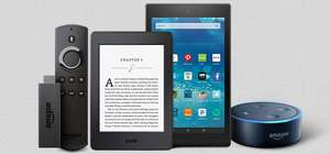 Amazon devices trade-in - get credit AND 20-25% discount on a new Kindle e-reader/Fire, Echo or Firestick @ Amazon
