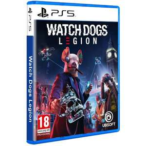 Watch Dogs Legion + Golden King DLC (PS5) - £46.85 at ShopTo