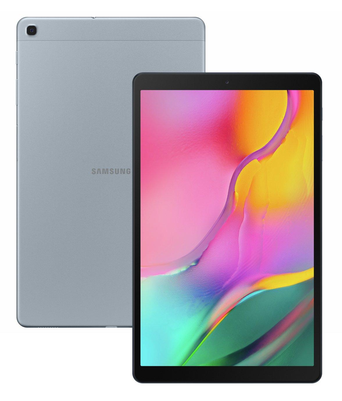 Samsung Galaxy Tab A 2019 10.1 Inch 32GB Tablet - Silver Gold or Black + Free pair of JBL Kids headphones - £159 @ Argos