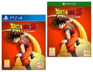 Dragon Ball Z: Kakarot (PS4 / Xbox One) - £28.85 delivered @ Base