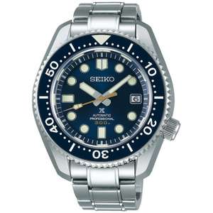 Seiko Prospex Men's MarineMaster 300 Automatic Divers Watch £2100 @ Francis & Gaye