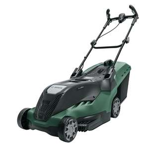 Bosch rotak 650 corded lawnmower - £150 + free Click and Collect @ B&Q