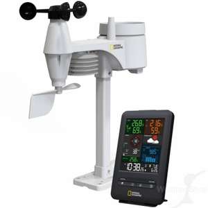National Geographic 5 in 1 Weather Station - £76.89 delivered @ Costco