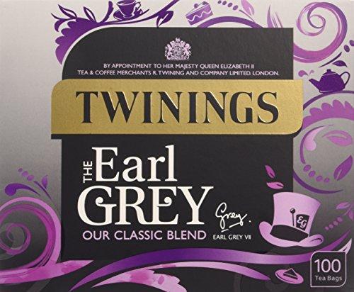 Twinning Earl Grey Tea 4x100 - £12 (+£4.49 Non-Prime) @ Amazon