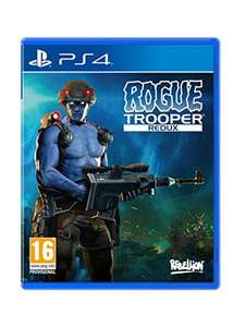 Rogue Trooper Redux (PS4 Game) £5.39 @ Base